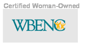 Certified Woman-Owned Business